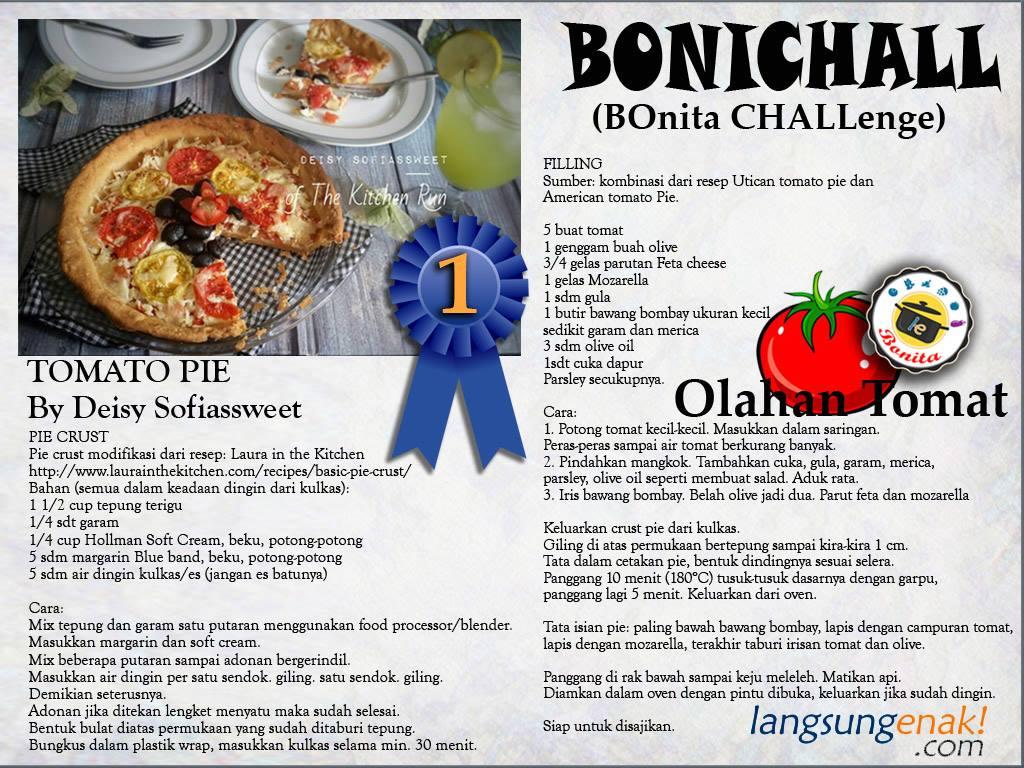 Tomato Pie By Deisy SofiasSweet