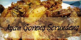 Ayam Goreng Serundeng by Kurnia Nuraeni