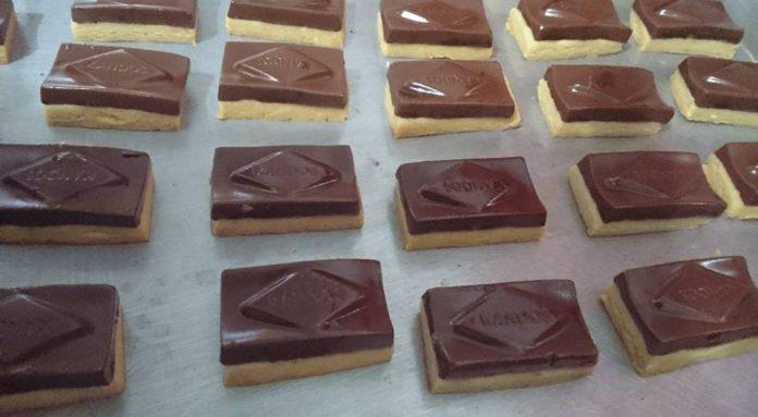 Cadbury Cream cheese Cookies by Fitria Abubakar