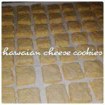 Hawaian Cheese Cookies by Devy Rantayani