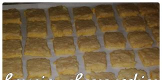 Hawaian Cheese Cookies by Devy Rantayani