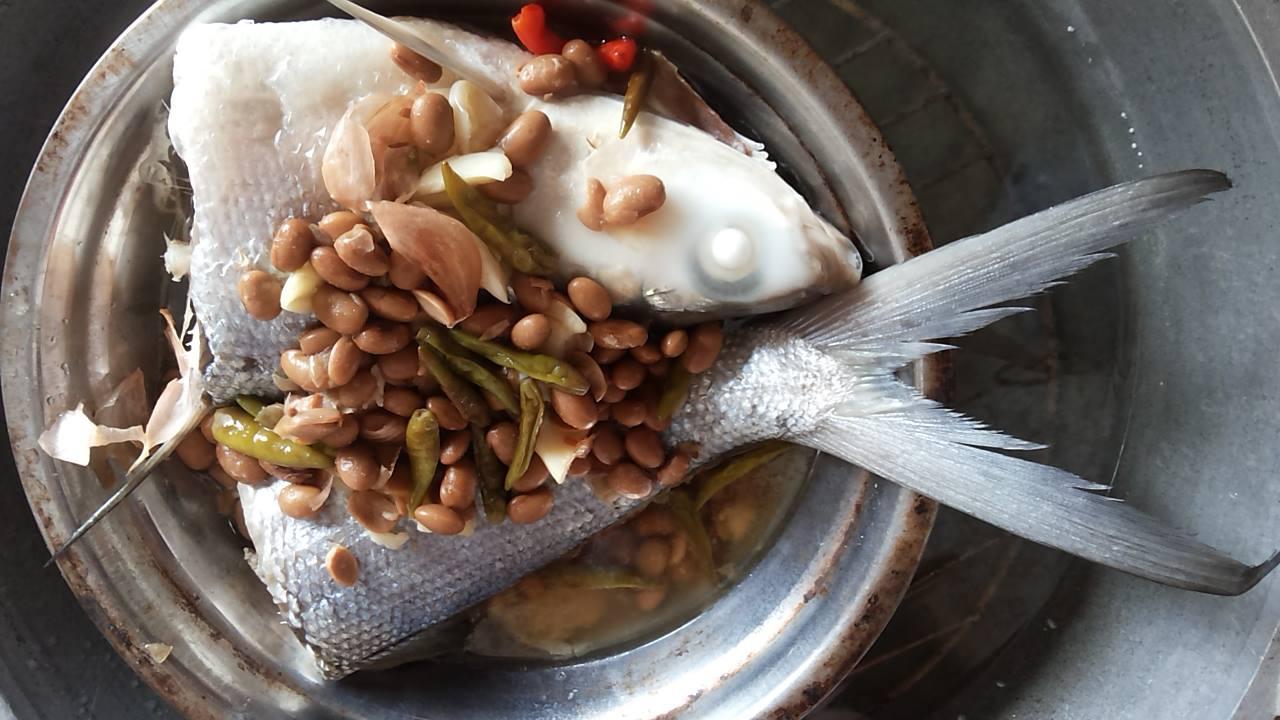 Ikan Bandeng Kukus Tauco by Marlina Then