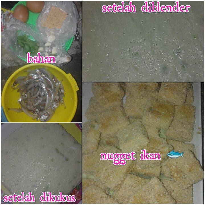 Nugget Ikan Teri Basah by Niia Ayiie Olkey