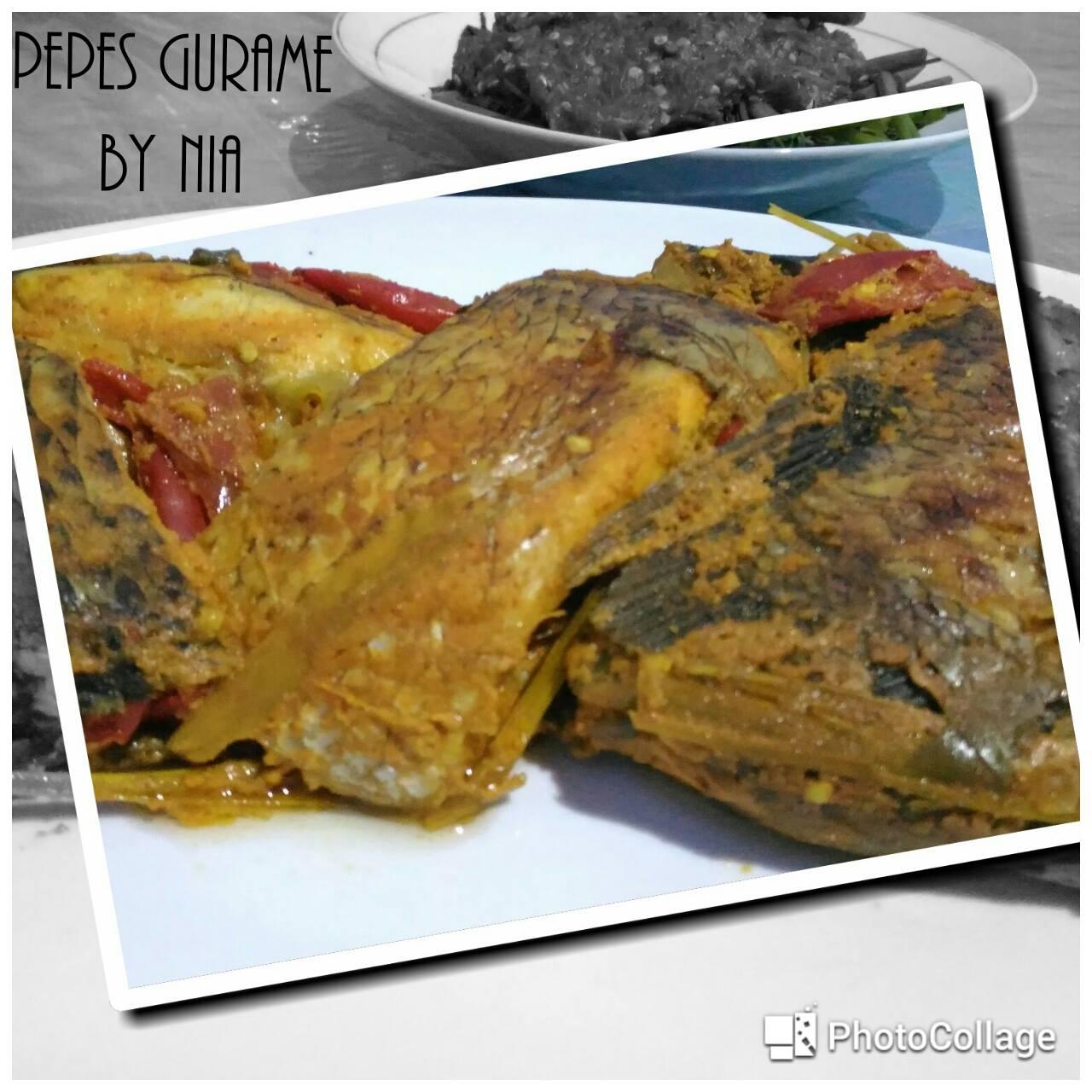 Pepes Gurame by Kurnia Nuraeni
