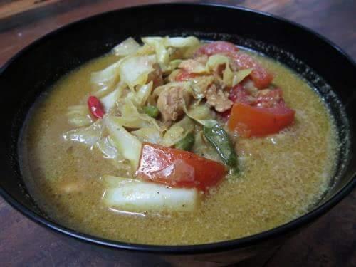 Tongseng Ayam by Emak Kucing