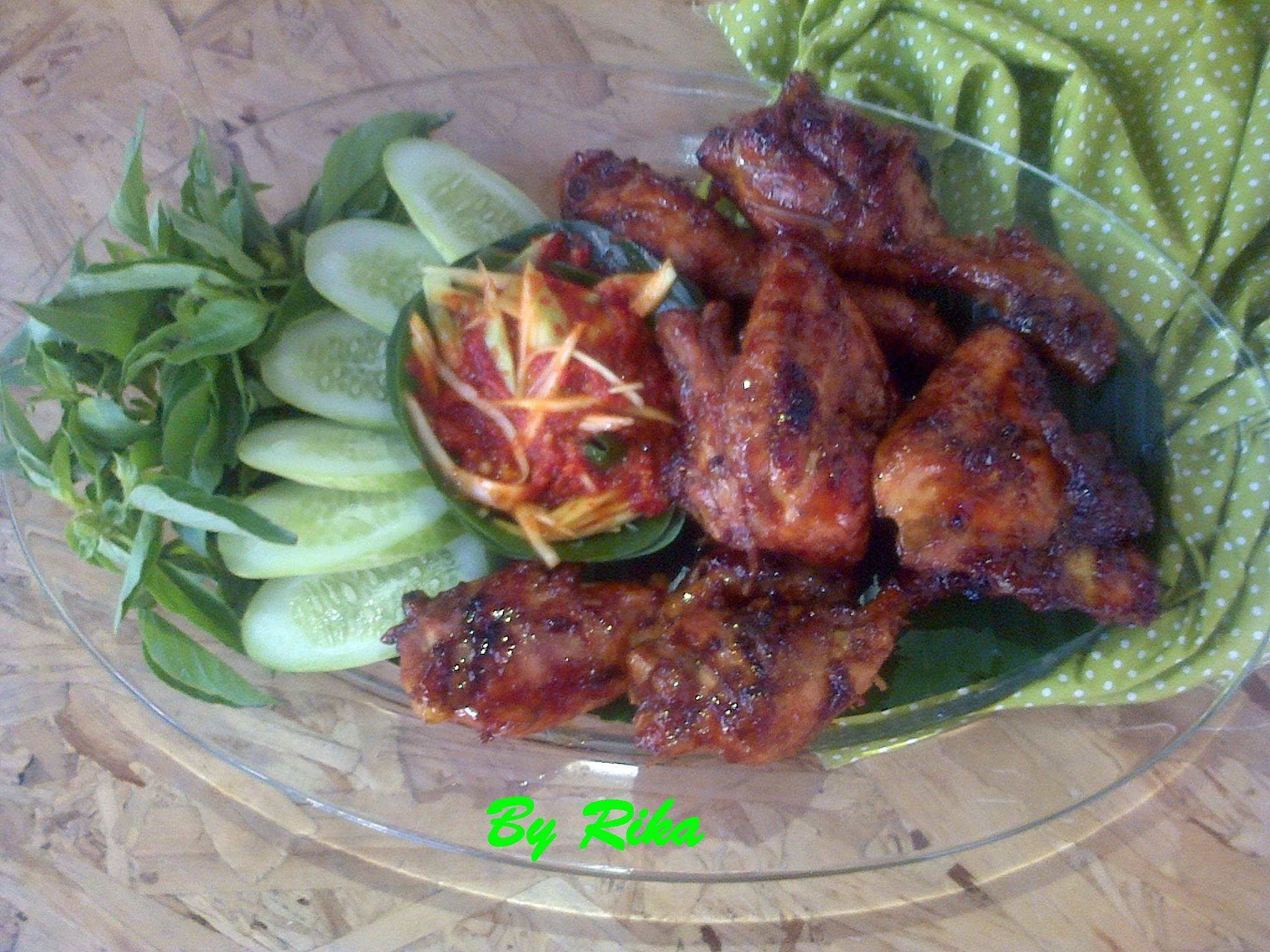 Ayam Bakar Manis by Rika Heldina