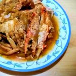 Kepiting Saus Padang by Yuno Reena (U-Know's Kitchen)