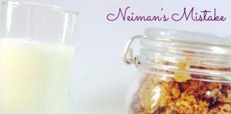 Neiman's Mistake alias Oatmeal Chocochip Cookies by Ayu Kinanti dewi