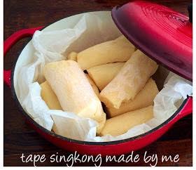 Tape Singkong by Riyas Irmadona