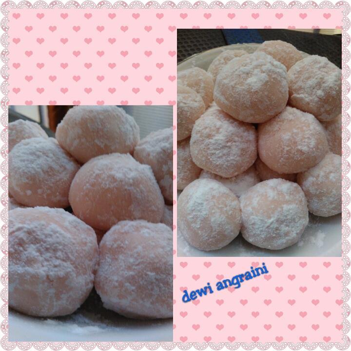 Milk Balls By Dewi Angraini Langsungenak Com
