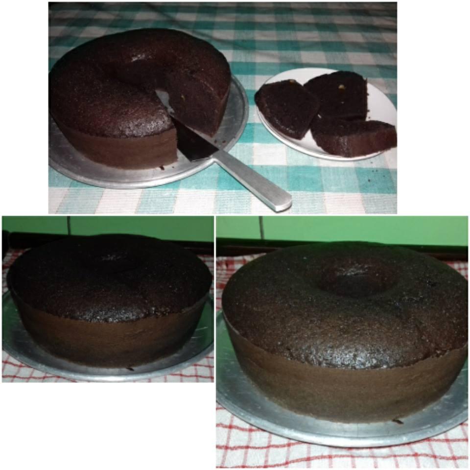 Bolu Pisang Coklat by Thina Zainoeddin M. Tha'im