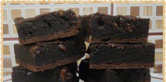 Brownies Coklat Kopi Permen Karamel by Alma Raja