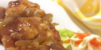 Chicken Fried Steak by Fia Secara