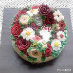 Chocolate Cake by Maria Goretti Leone Wirawan