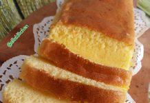 Condensed Milk Cotton Cake by Eliza R