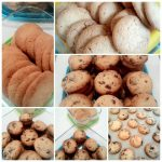 Crispy Butter Cookies & Chocochips Butter Cookies by Firagiel Isti