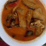 Gulai Ikan Pari asap by Desy Kristina