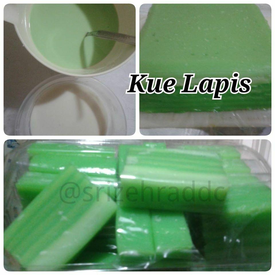 Kue Lapis Praktis by Sri Zehra Ddc