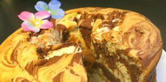Marmer Moist Cake by Fani Valenzuela