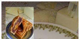 Mooncake Segitiga Isi Kacang Merah by Riasty Lana