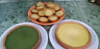 Pie Srikaya by Mira Tania