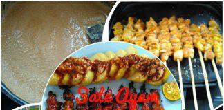 Sate Ayam Manis by Juliawati Bahrian