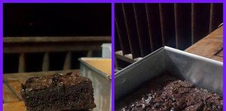 Super Fudgy Brownies Martha Stewart by RheeAiya Christina Hariyadi
