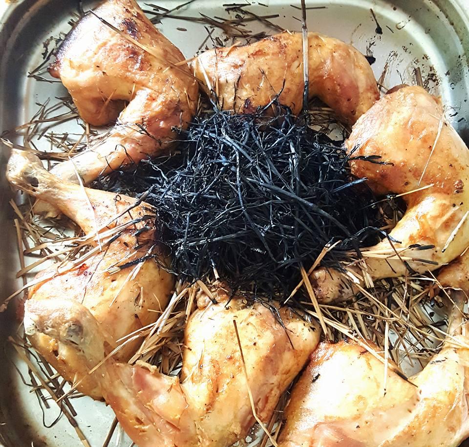 Ayam Suwir Asap Jerami by Doni Kusumah 2