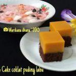 Cake Coklat Puding Labu by Wardiana Dhana