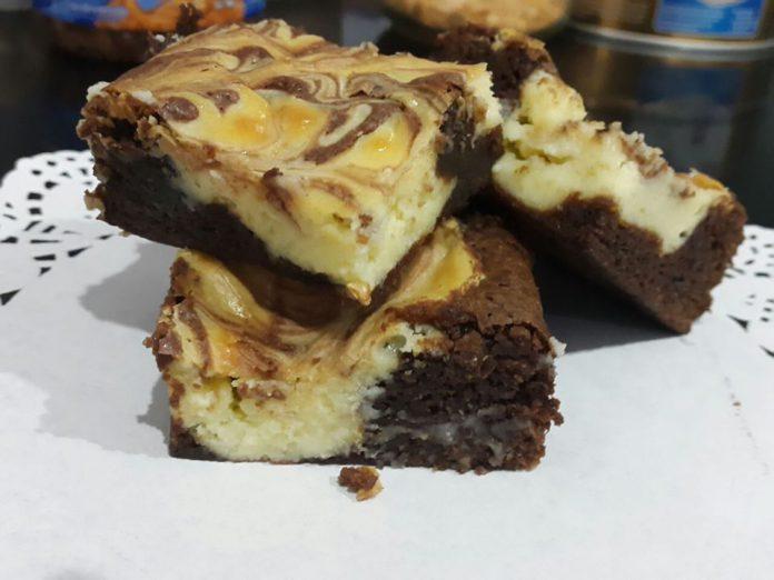 Cheesecake Brownies by Ratnawati Adi Santoso