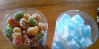 Crystal Jelly dan Manisan Pepaya by Al Momy
