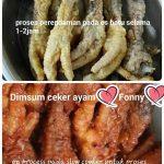 Dimsum Ceker Ayam by Fonny Xiao