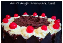 Macam-macam Cream untuk Black Forest dan Step by Step menyusun Swiss Black Forest Cake by Riyas Irmadona