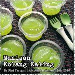 Manisan Kolang Kaling by Rini Tarigan