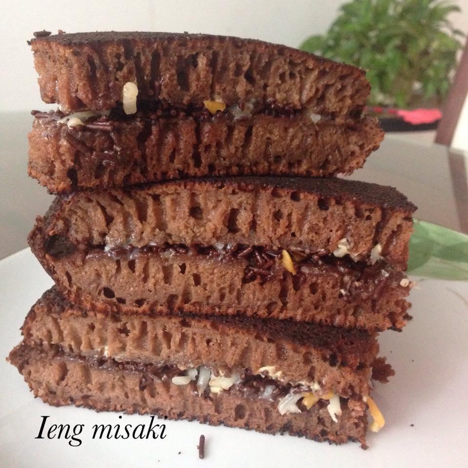 Martabak Brownies by Ieng Misaki