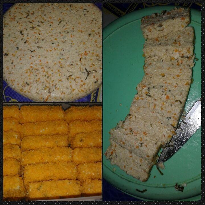 Nugget Tahu Sayur by Fitri Bundane Sa'diyah