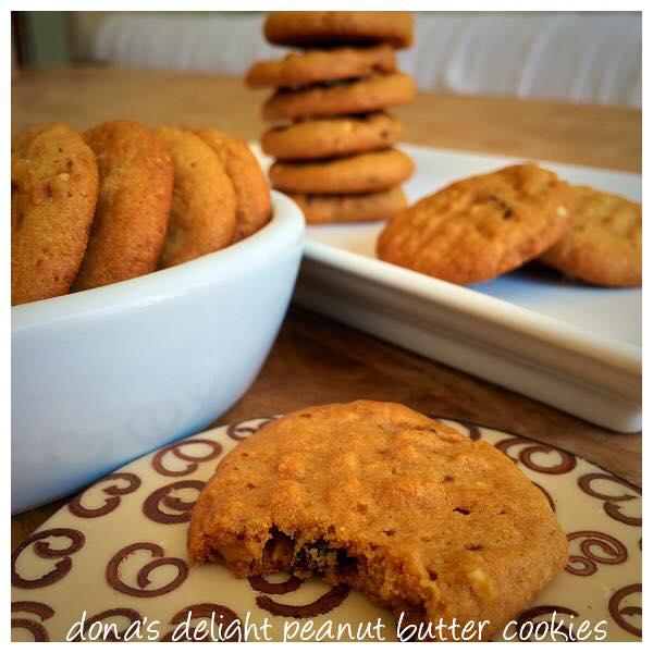 Peanut Butter Cookies by Riyas Irmadona