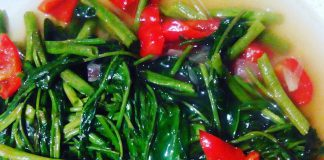 Tumis Kangkung by Iw We