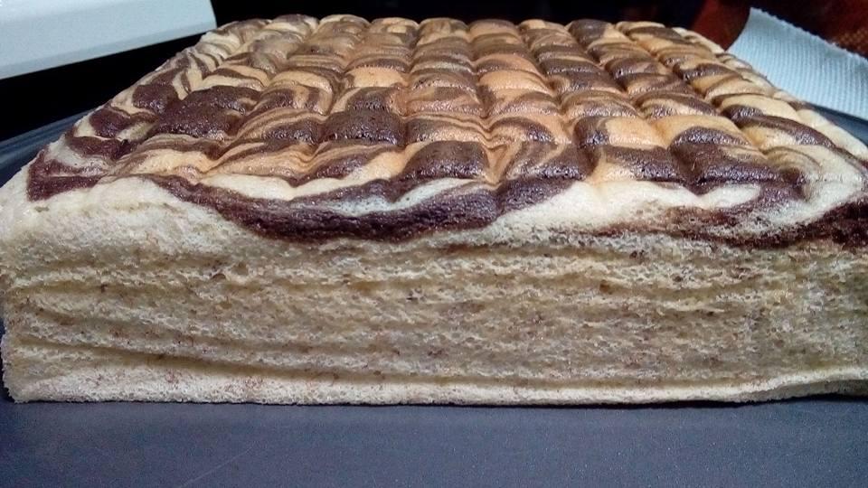 Banana Ogura Cake By Diyo Kitchen 2