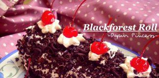 Blackforest Roll by Princess Chiarra Aleesya