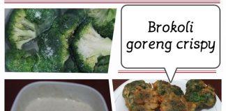 Brokoli Goreng CRispy by Noeng Rinis Fitriz