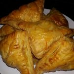 Chicken Curry Puff Pastry by Dewi Sri Widyaningsih