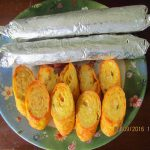 Chicken Egg Roll by Listy Bagus