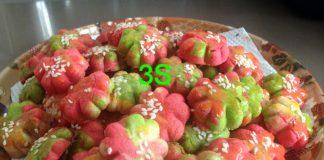 Cookies ALmond Powder by Siti Suryo Shella 1