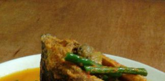 Gulai Ikan Mas by Keira Eve Hutagaol