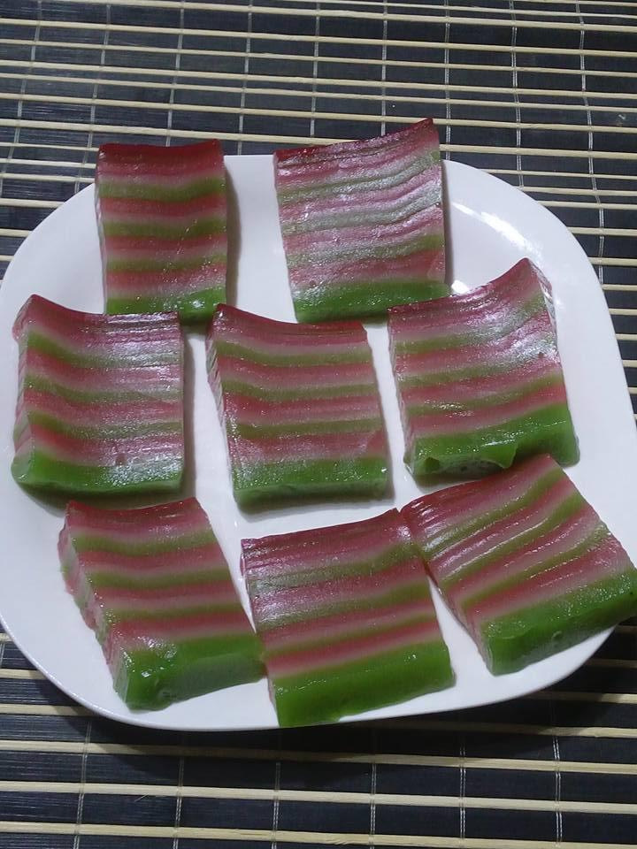 Pepe Cake Sagu Tapioka Layer By Yanuk Isnarty