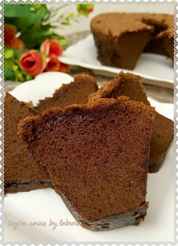 Ogura Cake Cokelat By Labuna