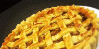 Pineapple Apple Pie By Entin Sutini
