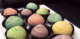 Thousand Layer Mooncake By Hilda Gaudensia Balanda