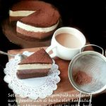 Triple Chocolate Mousse Cake by Luthfie Ana